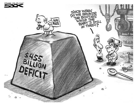 War costs to Pentago...