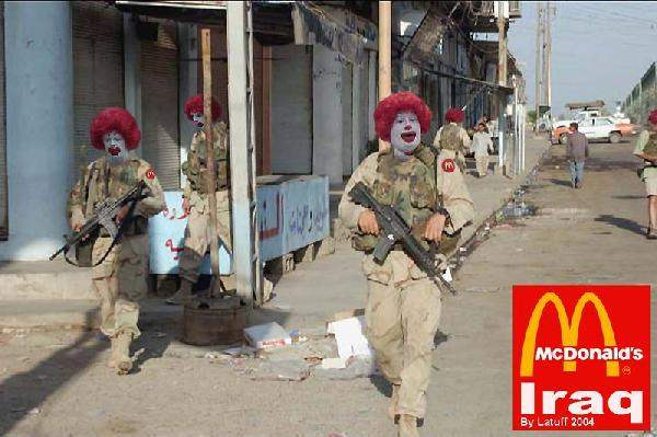 McDonald's Iraq (by ...