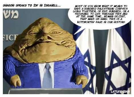 Ariel Sharon speaks!...
