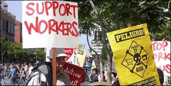Garment Workers--Dem...