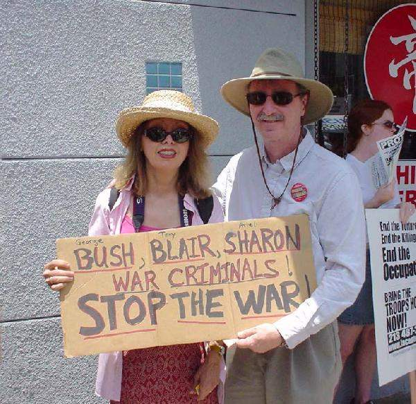 Bush Blair Sharon: W...