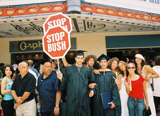 graduating...
