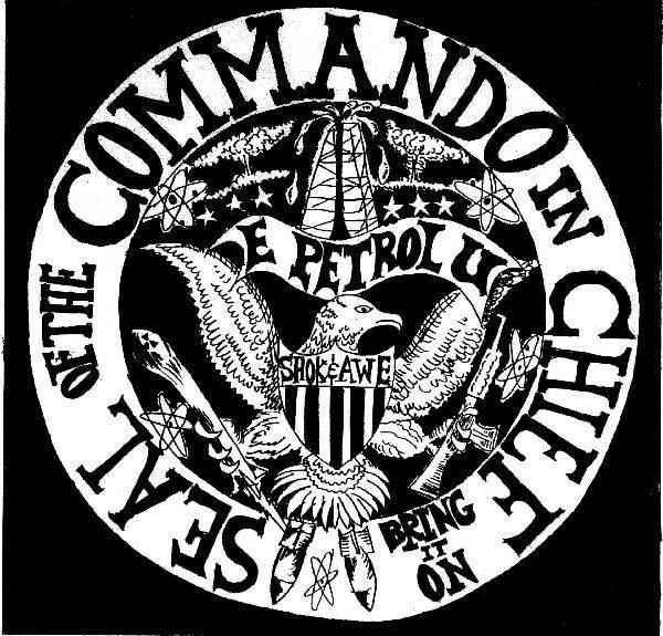 Seal of the Commando...