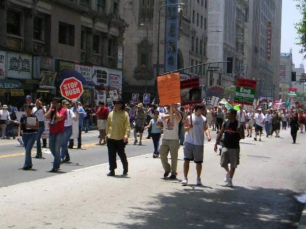 Protest and Moveon.o...