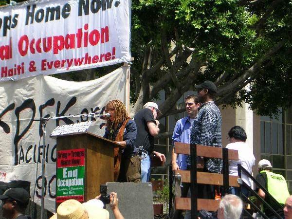 Rally, Downtown LA 6...