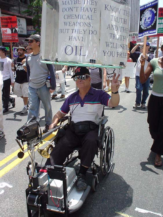 Wheelchair Anti-Warr...