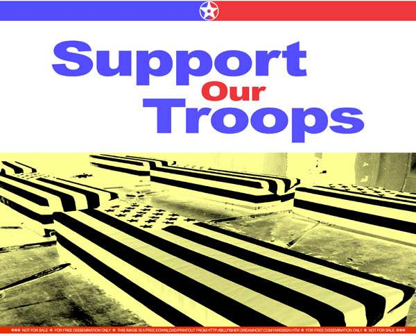 Support Our Troops...