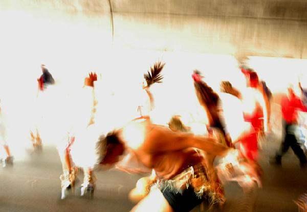 Danza at Immigrants ...