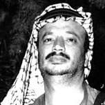 Yasser Arafat Wearin...