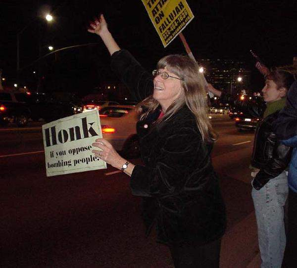 Honk If You Oppose B...