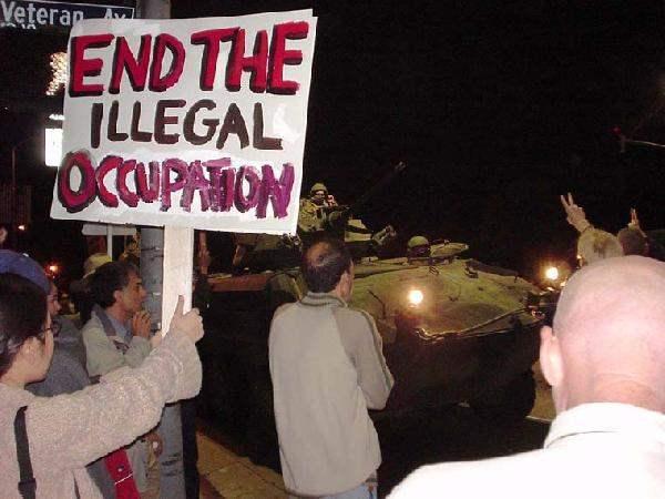 Westwood Anti-Occupa...