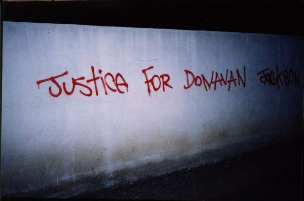 Justice for Donovan ...