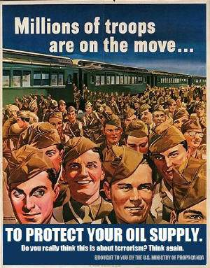 Oil Addicts to march...