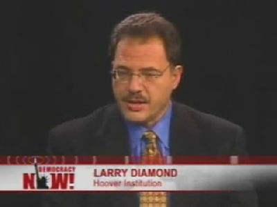Larry Diamond...