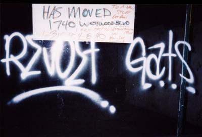 Revolt GATS...