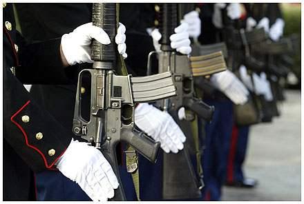 Rifle Detail...