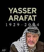 Yasser Arafat...