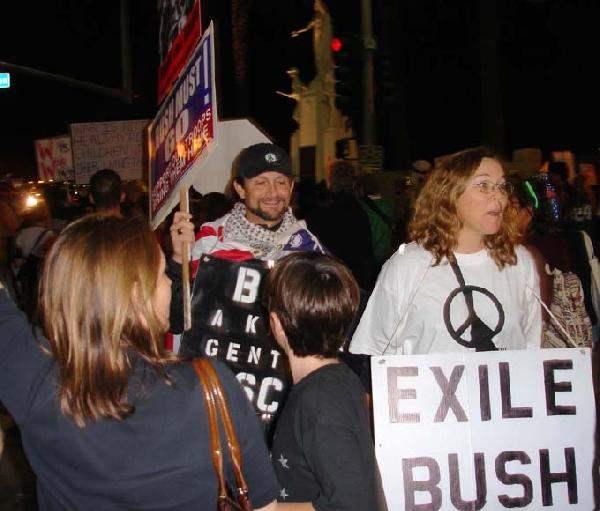 Exile Bush...