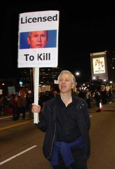 Licensed to Kill...