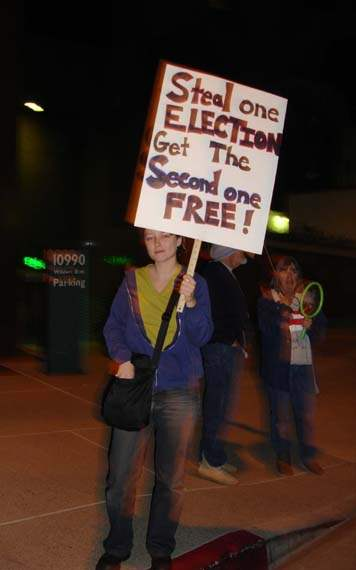 Steal One Election, ...