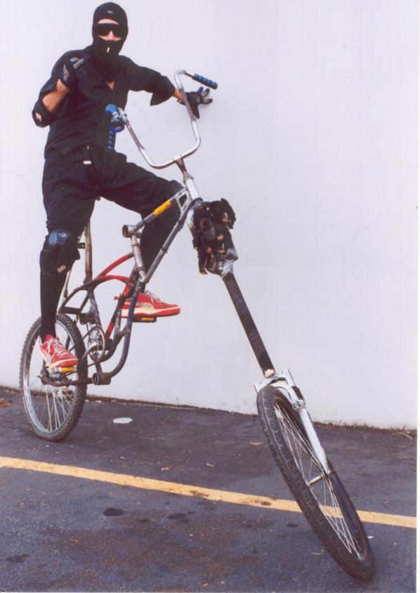 possible bike punk e...