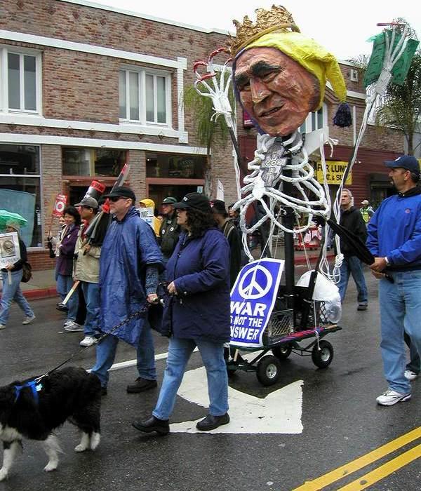 Marching Down Cahuen...