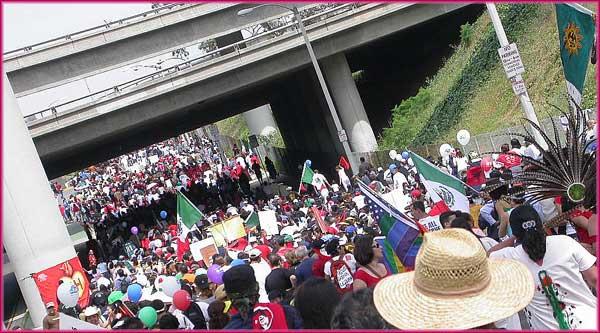Cesar Chavez Walk...