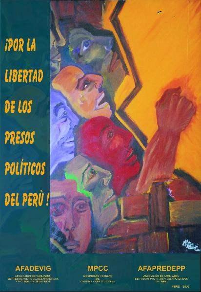 FREE PERU'S POLITI...
