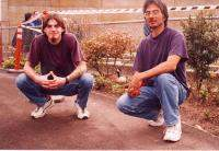 Jeff and Rob 2002...