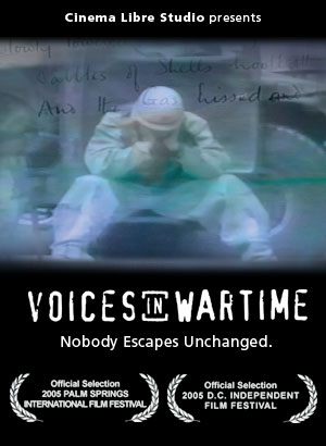 Voices In Wartime op...