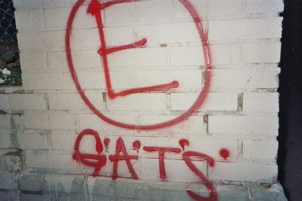 Graffiti Against The...