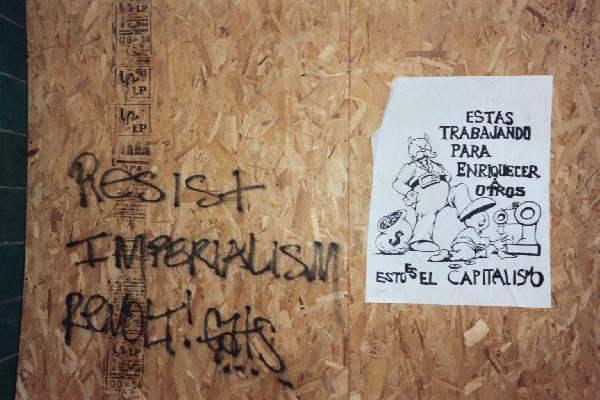 Resist Imperialism...
