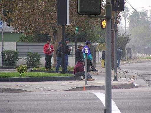 Fly On The Wall Africa At Xenophobia Crossroads: MinuteMan Found In Garden Grove : LA IMC