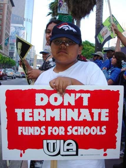 Don't Terminate Fund...