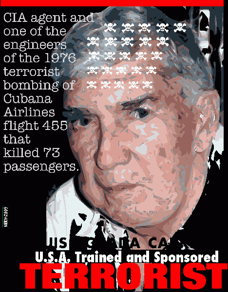 USA Terrorist: Luis ...