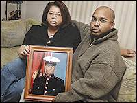 Local Marine Killed ...
