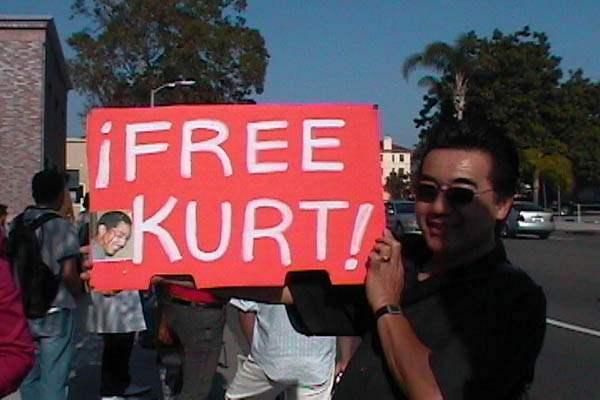 Kurt's Supporters ar...