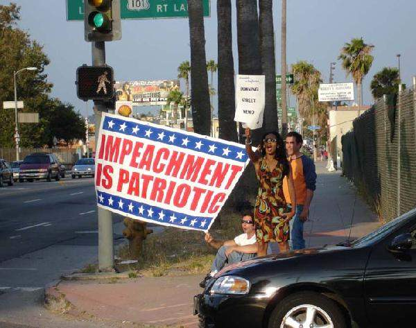 Impeachment is Patri...