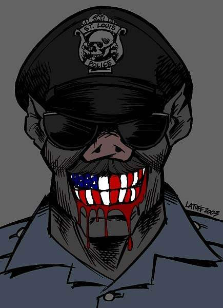 St. Louis Police Bru...