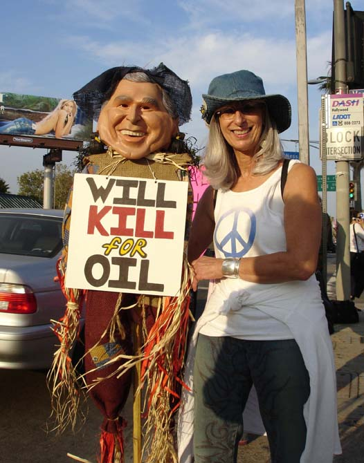 Will Kill for Oil...