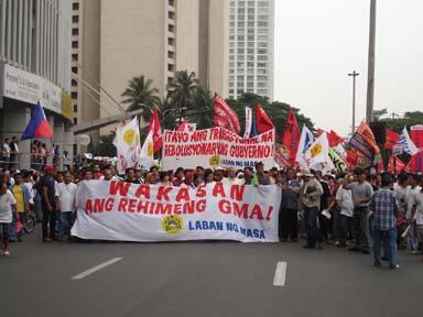 Oust Philippine Pres...