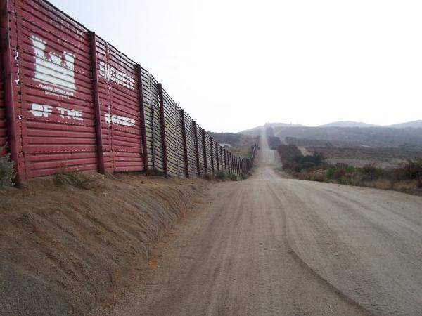 The Border Wall...