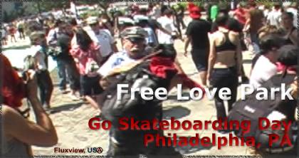 LOVE Park Go Skatebo...