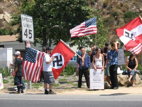 Nazi Wimps...