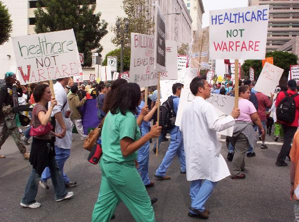 Healthcare, Not Warf...