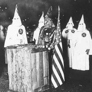 KKK rally site chang...