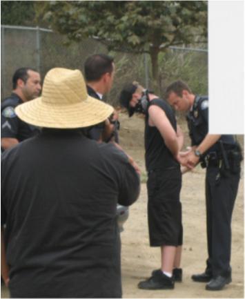 Police Harrassment...