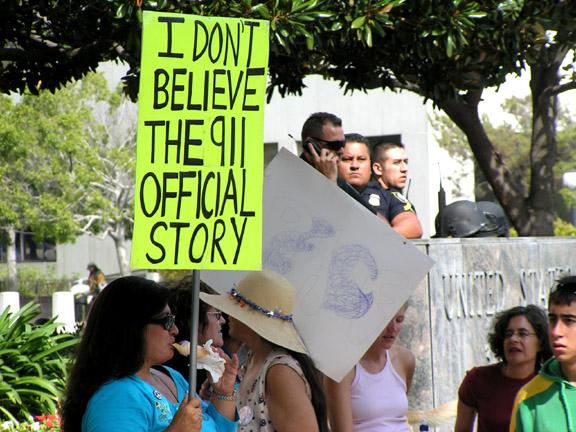 Don't Believe 9/11...