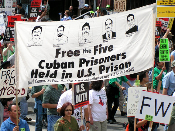 Free the Five...