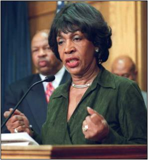 Maxine Waters - Out ...